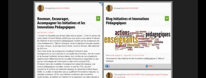 Blog Initiatives et innovations pédagogiques