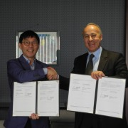 Signature d'un partenariat avec la Seoul National University