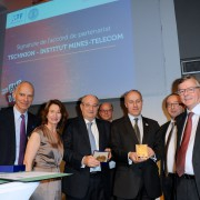 Signature IMT et Technion