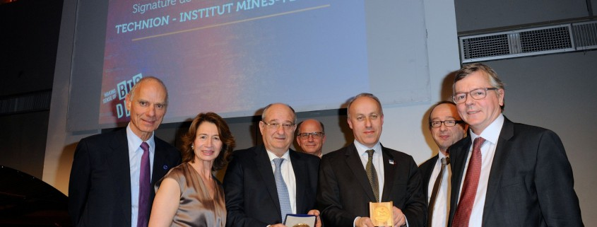Signature IMT et Technion