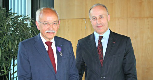 François Gerin et Philippe Jamet