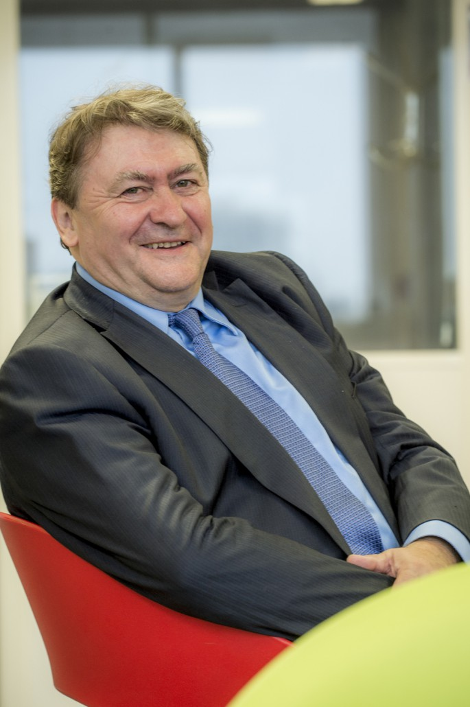 Francis Jutand, Deputy CEO of IMT