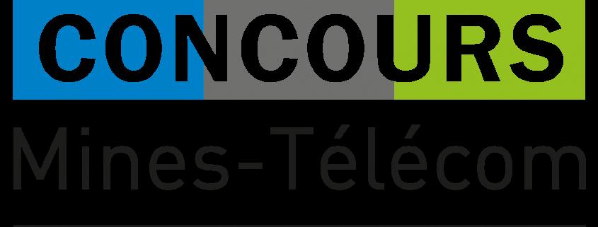 Logo Concours Mines-Télécom