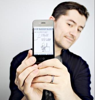 Samuel Laurent, Fondation Télécom, Confiance à l'ère numérique