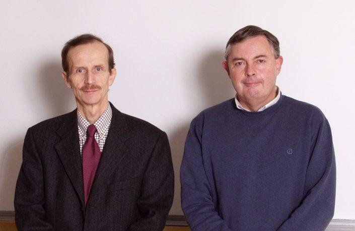 Alain Glavieux et Claude Berrou