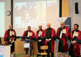 Dr honoris causa