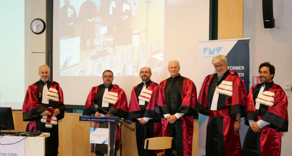 Dr honoris causa