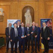 Remise des prix Prix IMT - Académies des sciences 2017, à l'Académie des sciences.