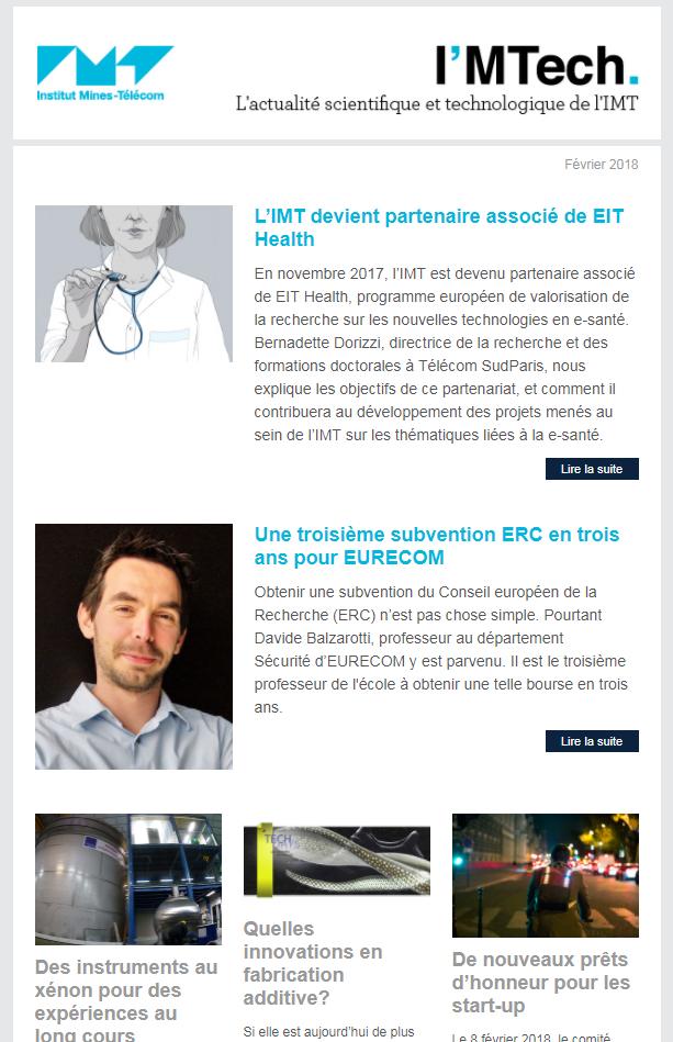 I'MTech News