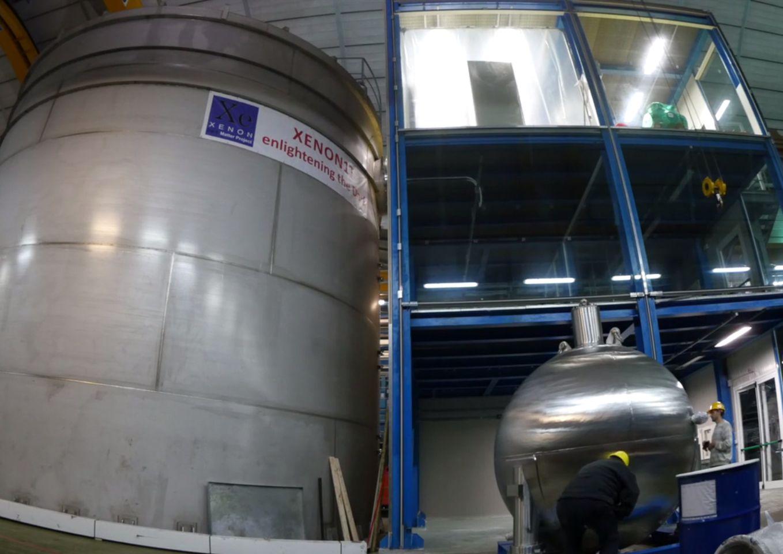 Des instruments au xénon pour des expériences au long cours