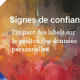 Ouvrage « Signes de confiance – l'impact des labels sur la gestion des données personnelles »