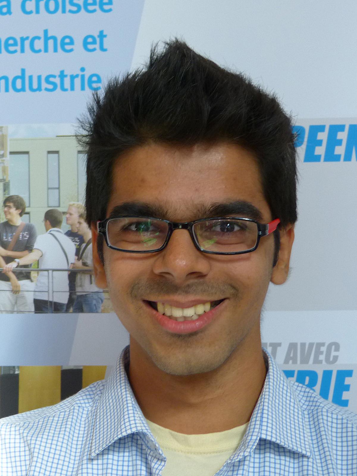 Raj Haresh Patel