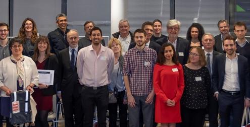 Les vidéos des lauréats sur le site web de la Fondation Mines-Télécom
