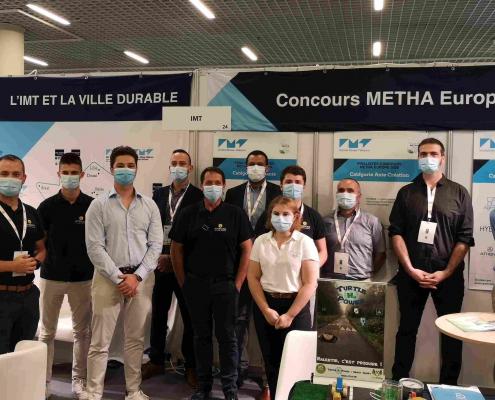 Gagnants METHA Europe