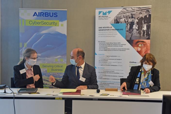 Signature du partenariat